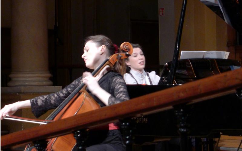 Duo Luperca en concert à l'INJA