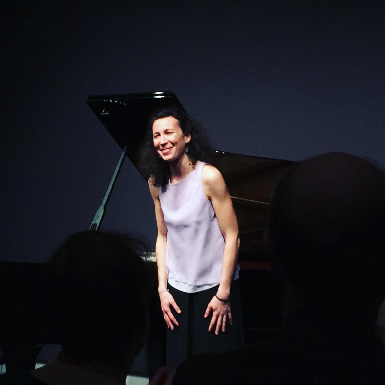 Concert à l'Institut Hongrois