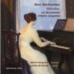 Pochette CD Berthomieu