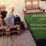 Pochette CD Brahms