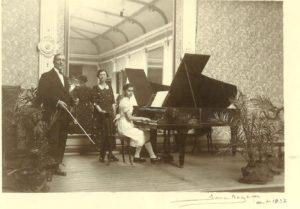 1917 - salon bourgeois