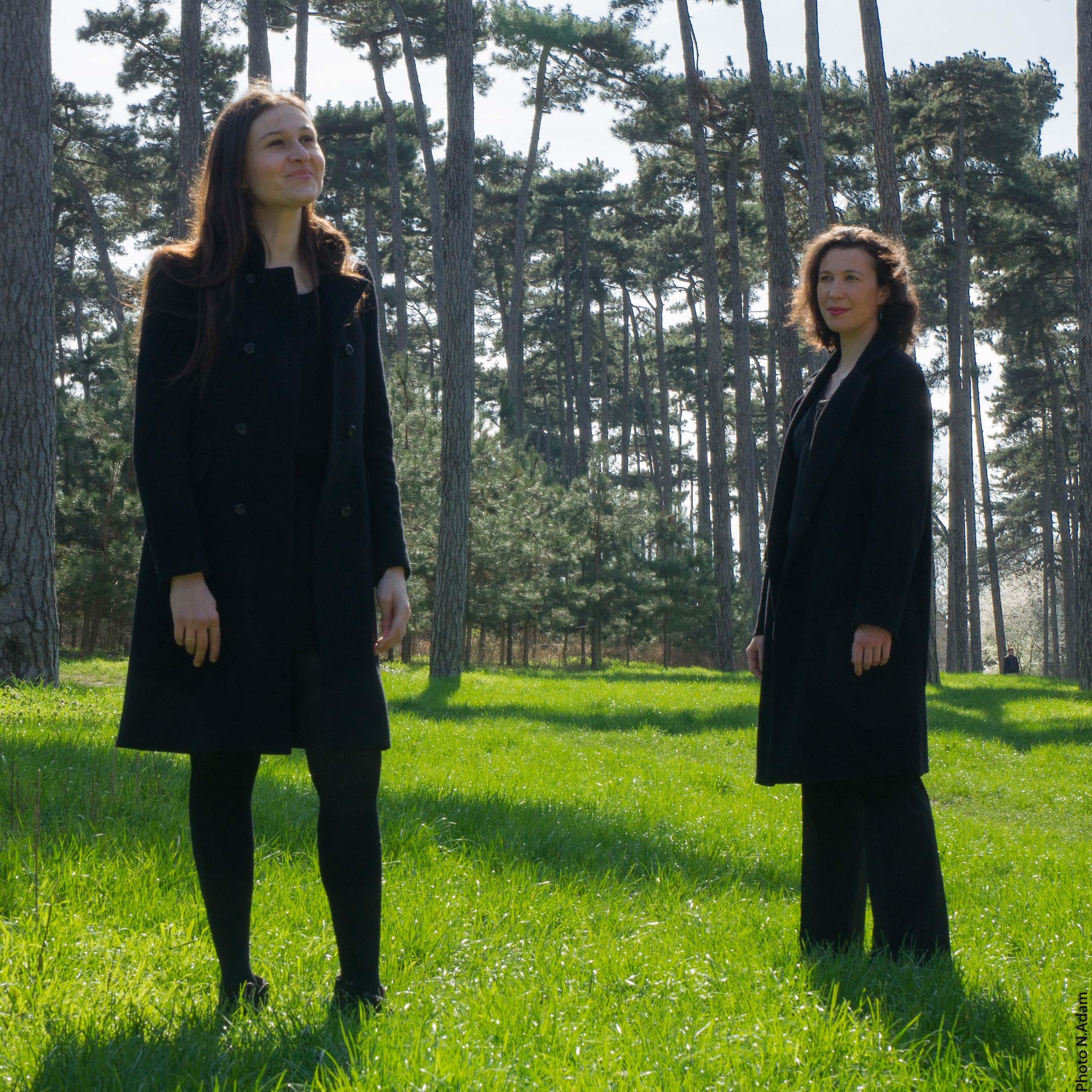 Aurélienne Brauner et Lorène de Ratuld